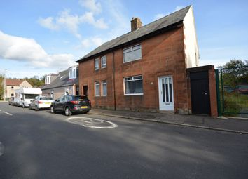 Thumbnail 2 bed semi-detached house for sale in Union Street, Newmilns