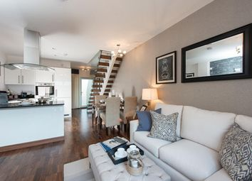 Thumbnail 2 bed flat for sale in Rustat Road, Cambridge