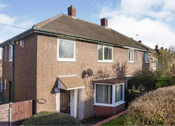 Thumbnail 3 bed semi-detached house for sale in Matlock Road, Chaddesden