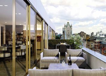 Thumbnail 1 bed flat for sale in Sandringham House, One Tower Bridge, The Queens, London