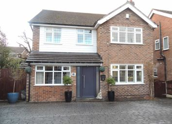 Thumbnail 4 bed detached house for sale in Kings Drive, Marple, Stockport