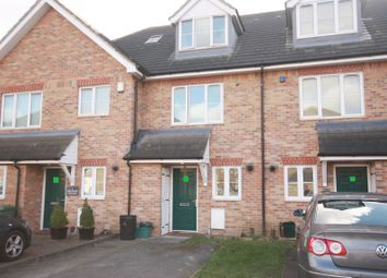Thumbnail 3 bedroom town house to rent in Periwood Crescent, Perivale