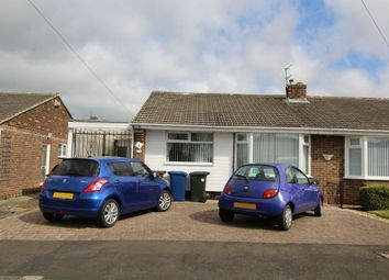 Thumbnail 2 bedroom bungalow for sale in Dawlish Place, Chapel House Estate, Newcastle Upon Tyne
