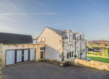 Thumbnail 4 bed detached house for sale in Fenay Bankside, Fenay Bridge, Huddersfield