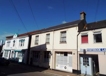 Thumbnail 3 bed maisonette for sale in Church Street, Kingsbridge
