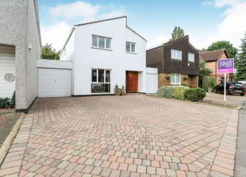 Thumbnail 4 bed link-detached house for sale in Mulberry Close, Gidea Park