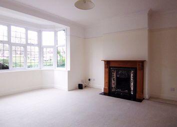 Thumbnail 4 bed semi-detached house to rent in Singleton Scarp, Woodside Park, London