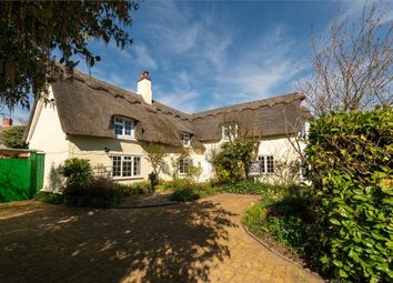 Thumbnail 4 bed detached house for sale in High Street, Sawtry, Huntingdon, Cambridgeshire