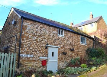Thumbnail 1 bed detached house for sale in Middle Hill, Hook Norton, Banbury