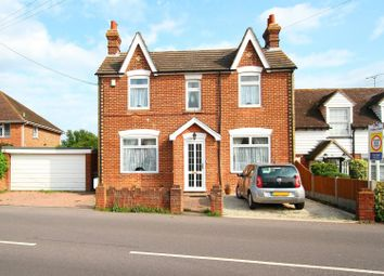 4 bed detached house for sale in Sweechgate, Broad Oak, Canterbury CT2