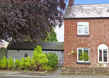 Thumbnail 2 bed semi-detached house for sale in Warrington Road, Cuddington, Northwich, Cheshire