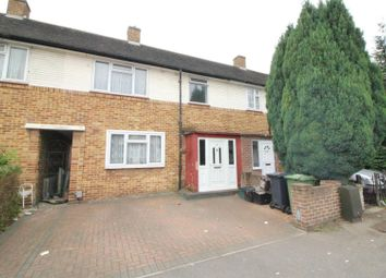 Thumbnail 3 bedroom terraced house for sale in Ruthven Avenue, Waltham Cross, Herts