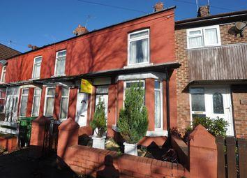 Thumbnail 2 bedroom terraced house for sale in Urmson Road, Wallasey