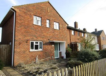 Thumbnail 3 bed end terrace house for sale in Pettycot Crescent, Gosport, Hampshire