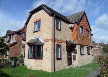 Thumbnail 1 bed end terrace house to rent in Coracle Close, Warsash, Southampton