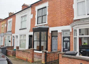 Thumbnail 2 bed terraced house for sale in Sylvan Street, Newfoundpool, Leicester