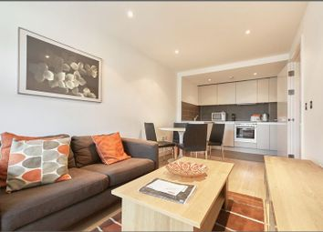 Thumbnail 1 bed flat to rent in Empire Square West, Empire Square, London