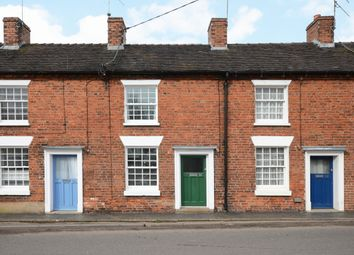 Thumbnail 2 bed terraced house for sale in Stone Road, Eccleshall