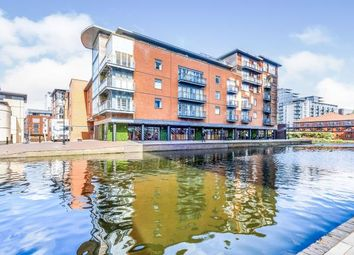 Thumbnail 1 bed flat for sale in Canal Wharf, 12 Waterfront Walk, Birmingham, West Midlands