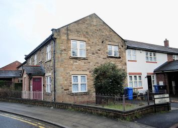 Thumbnail 2 bed flat for sale in Millside, Morpeth