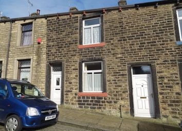 Thumbnail 2 bed terraced house for sale in Claremont Street, Colne