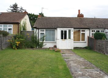 Thumbnail 2 bed semi-detached bungalow for sale in Colemans Moor Lane, Woodley, Reading, Berkshire
