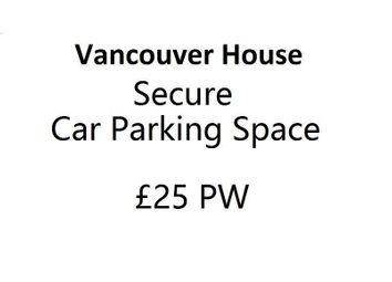 Thumbnail  Parking/garage to rent in Vancouver House, Needleman Street, Canada Water, London
