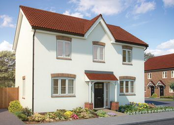 """Thumbnail 4 bed detached house for sale in """"The Chestnut"""" at Drake Grove, Burndell Road, Yapton, Arundel"""