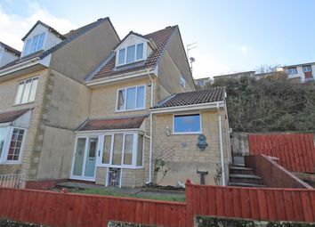 Thumbnail 3 bed end terrace house for sale in Austin Crescent, Eggbuckland, Plymouth