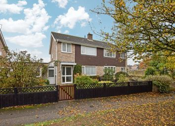 Thumbnail 3 bed property to rent in Sudeley Walk, Bedford