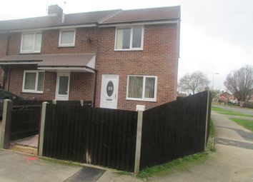 Thumbnail 2 bed end terrace house to rent in Bondfields Crescent, Havant