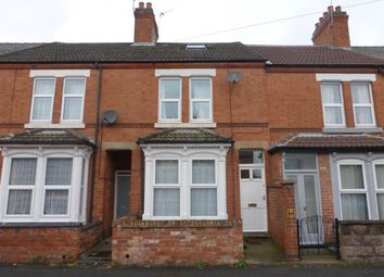 Thumbnail 5 bed terraced house to rent in William Street, Loughborough