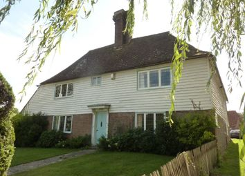 Thumbnail 5 bed property to rent in Church Hill, High Halden, Kent