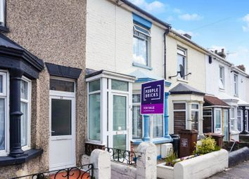 Thumbnail 2 bed terraced house for sale in Bingham Road, Rochester