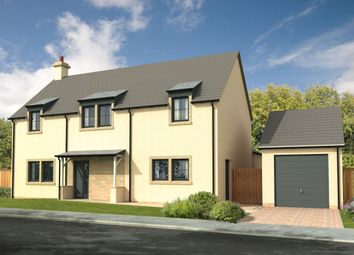 Thumbnail 4 bed detached house for sale in Coatburn Green, Melrose