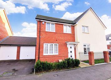 3 bed semi-detached house for sale in Ernest Fitches Way, Littlehampton BN17