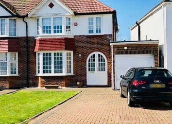 Sutton Way, Hounslow, Middlesex TW5. 3 bed semi-detached house
