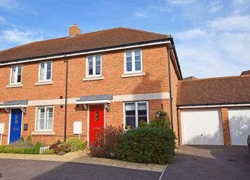Thumbnail 3 bed end terrace house for sale in Olives Pit Lane, Uckfield