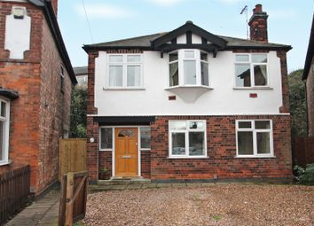 Thumbnail 3 bed detached house for sale in Comery Avenue, Nottingham