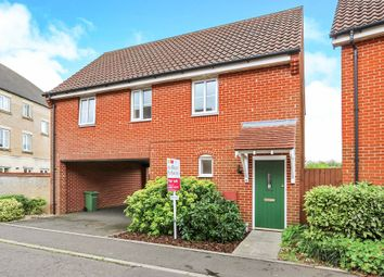 Thumbnail 2 bedroom detached house for sale in Tummel Way, Attleborough