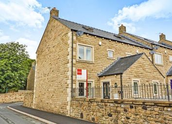 Thumbnail 3 bedroom end terrace house for sale in Clover Croft, Higham, Burnley, Lancashire