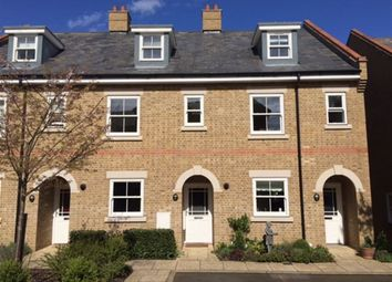 Thumbnail 3 bed terraced house to rent in New Manor Croft, Berkhamsted