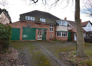 Thumbnail 6 bed detached house for sale in Sandford Road, Moseley, Birmingham