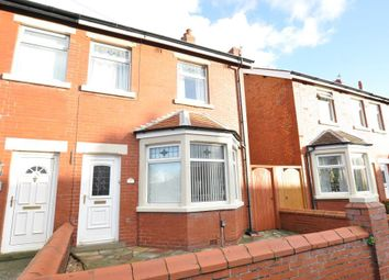 Thumbnail 3 bedroom semi-detached house for sale in Rangeway Avenue, Blackpool, Lancashire