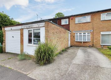 Thumbnail 4 bed terraced house for sale in Swaledale Close, Southgate, Crawley, West Sussex