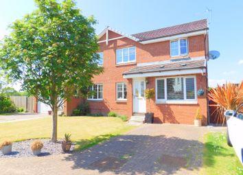 Thumbnail 4 bedroom semi-detached house for sale in West Baldridge Road, Dunfermline