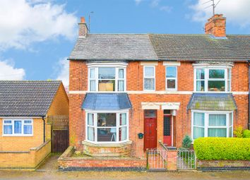 Thumbnail 3 bed end terrace house for sale in Roundhill Road, Kettering