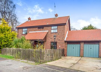 Thumbnail 4 bed detached house for sale in Chimney Springs, Ormesby, Great Yarmouth