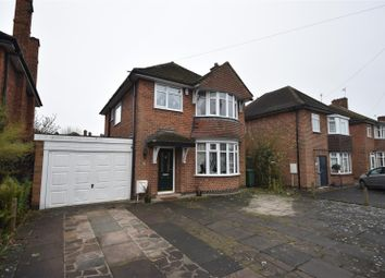 Thumbnail 3 bed detached house for sale in Lansdowne Drive, Loughborough
