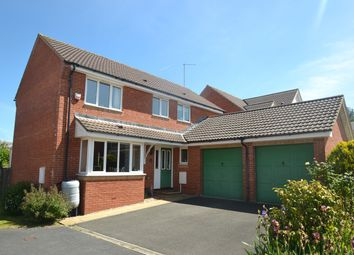 4 bed detached house for sale in Saxons Croft, Newport, Barnstaple EX32